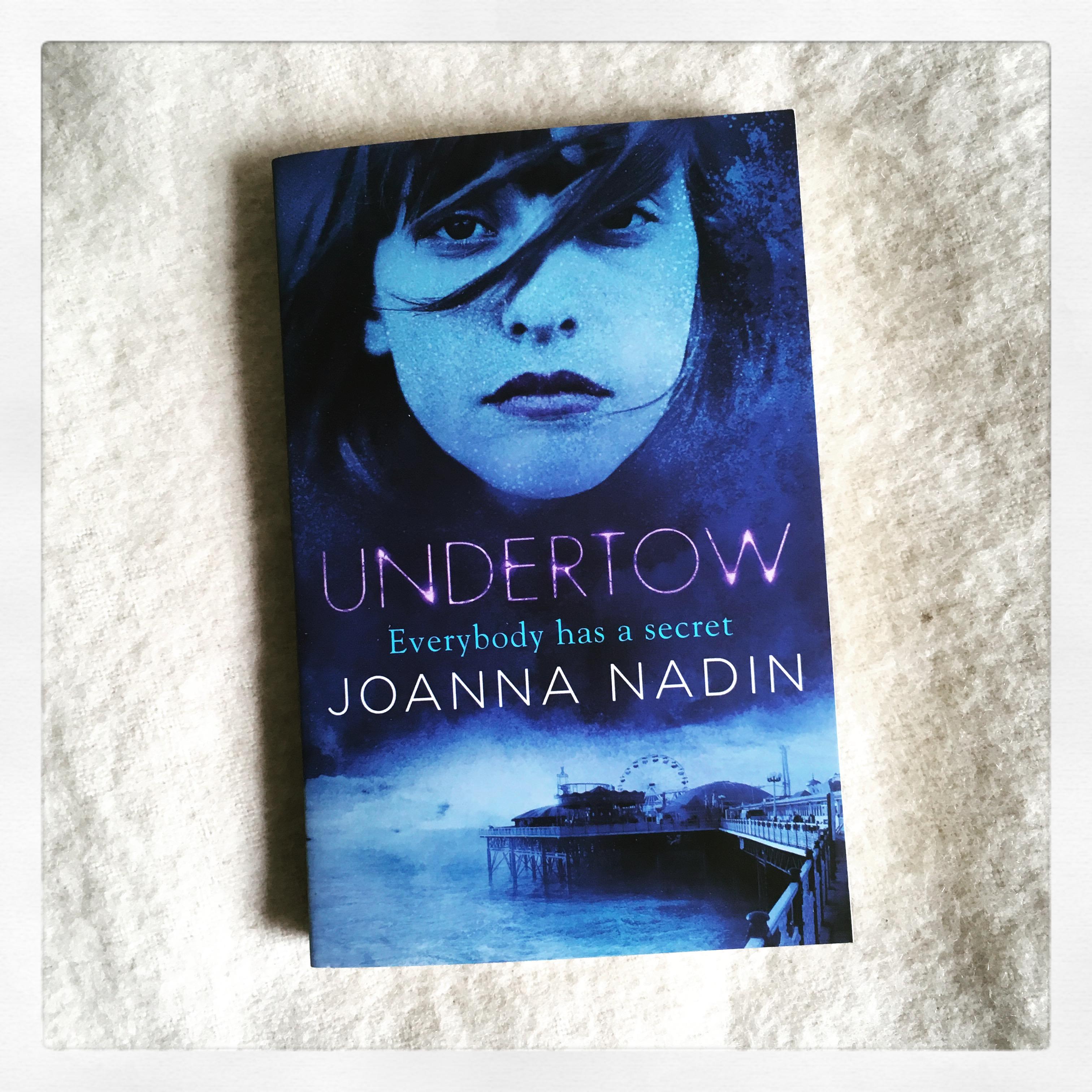 Undertow | Joanna Nadin